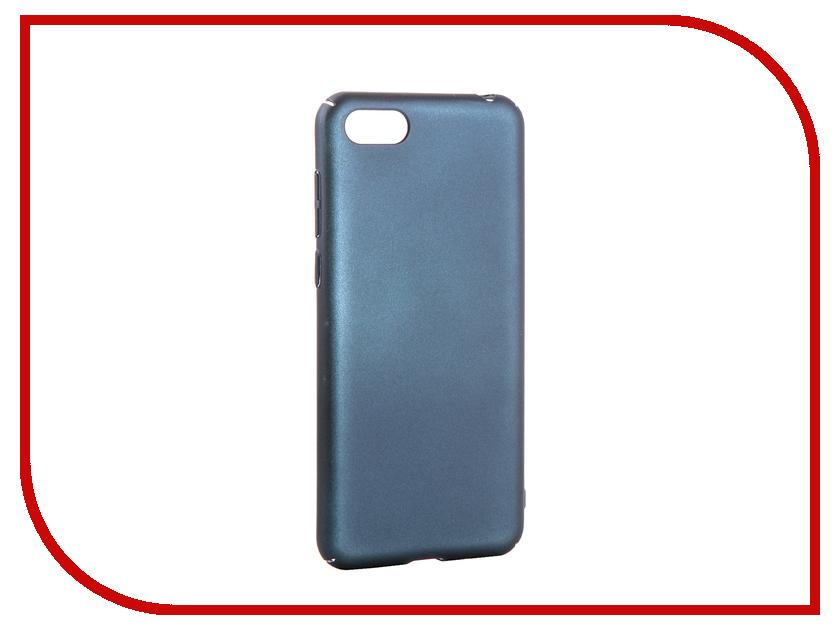 Аксессуар Чехол для Honor 7A Neypo Soft Touch Dark Blue ST5113 аксессуар чехол для huawei honor 7a pro neypo soft matte dark blue nst4716