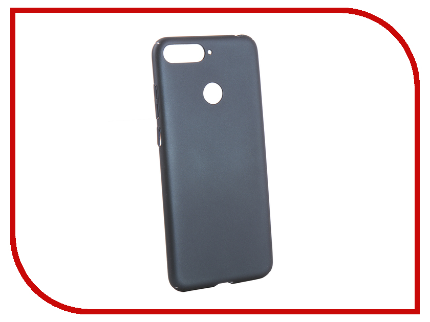 Аксессуар Чехол для Huawei Honor 7A Pro Neypo Soft Touch Dark Blue ST4666 аксессуар чехол для xiaomi mi a1 neypo soft touch black st3324