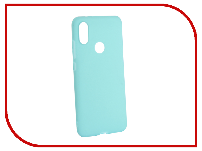 Аксессуар Чехол для Xiaomi Mi A2 Mi 6X Neypo Soft Matte Silicone Turquoise NST4905 аксессуар чехол для xiaomi mi max 2 pero soft touch black prstc mmax21b