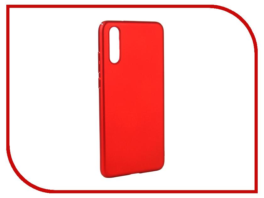Аксессуар Чехол для Huawei P20 Neypo Soft Touch Red ST4374 аксессуар чехол для huawei p20 neypo soft touch red st4374