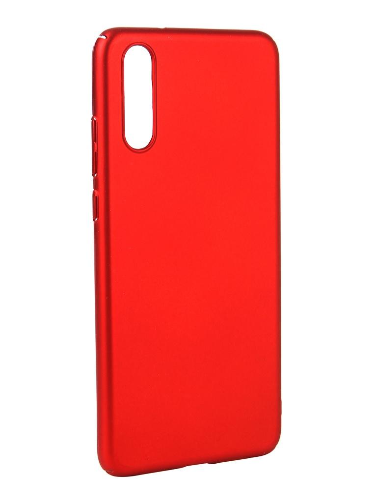 Аксессуар Чехол Neypo для Huawei P20 Soft Touch Red ST4374 настольная игра goliath хитрый лис интерактивная