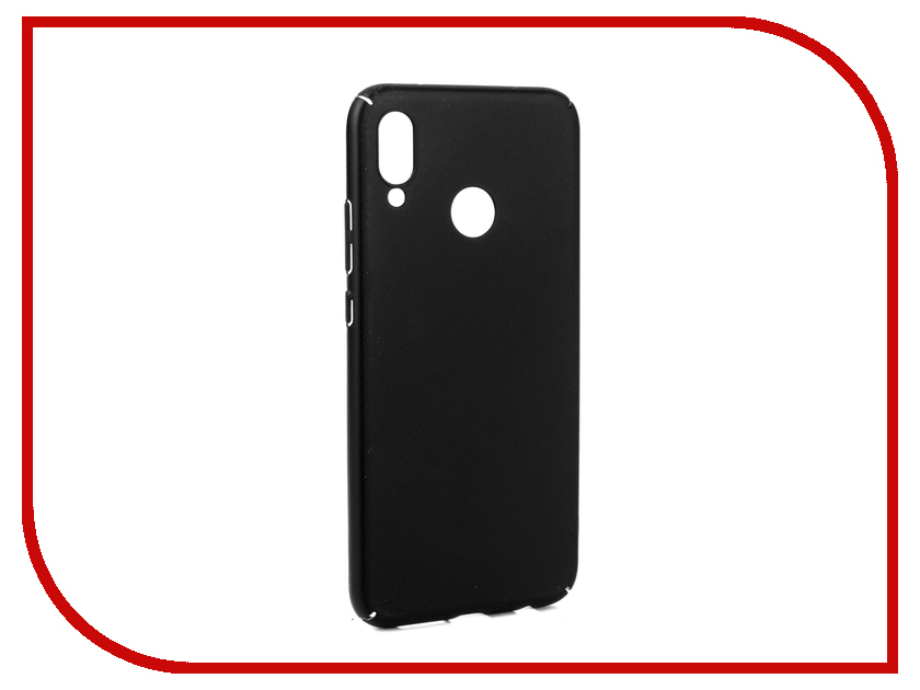 Аксессуар Чехол для Huawei P20 Lite Neypo Soft Touch Black ST4375 аксессуар чехол для huawei honor p20 lite caseguru soft touch 0 5mm black 103349