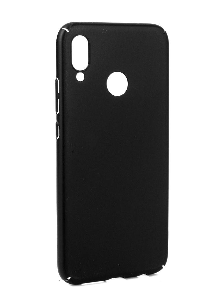 Аксессуар Чехол Neypo для Huawei P20 Lite Soft Touch Black ST4375 аксессуар чехол neypo для huawei p20 pro premium black nsb4696