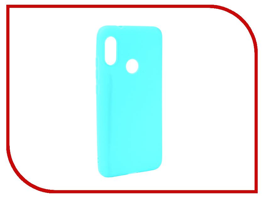 Аксессуар Чехол для Xiaomi Mi A2 Lite Neypo Soft Matte Silicone Turquoise NST5463 аксессуар чехол для xiaomi mi a1 neypo neon silicone red nstn3321