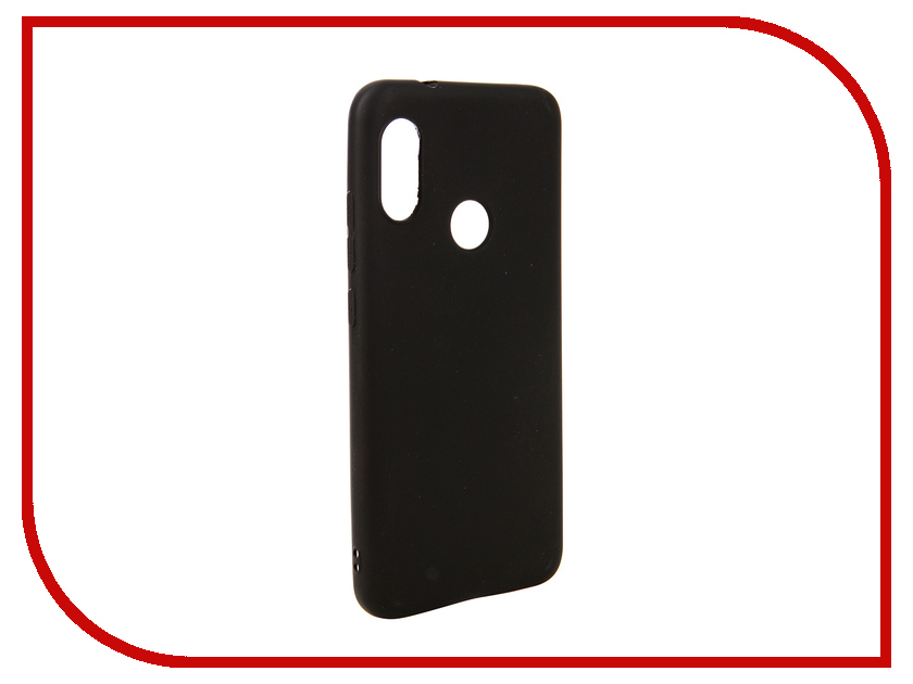 Аксессуар Чехол для Xiaomi Mi A2 Lite Neypo Soft Matte Silicone Black NST5718 потолочный светодиодный светильник mantra reflex 5341