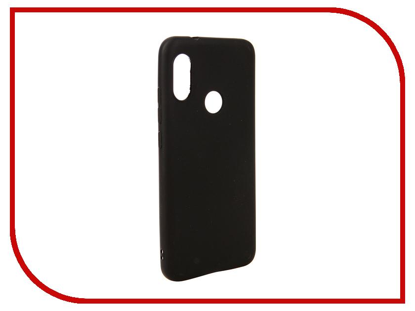 Аксессуар Чехол для Xiaomi Mi A2 Lite Neypo Soft Matte Silicone Black NST5718 cam in matte soft screw shutter release button for leica hasselblad more black convex