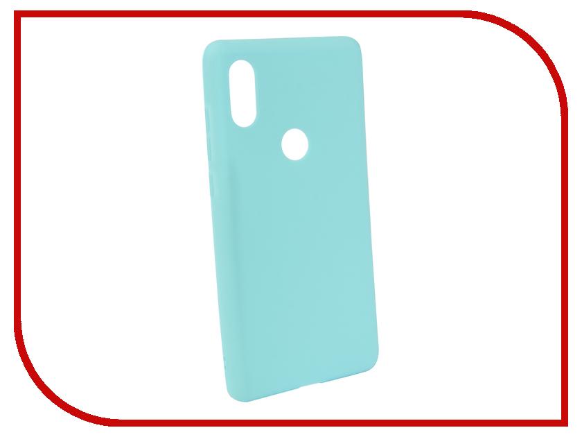 Аксессуар Чехол для Xiaomi Mi Mix 2S Neypo Soft Matte Silicone Turquoise NST4641 аксессуар чехол для xiaomi mi a1 neypo neon silicone red nstn3321