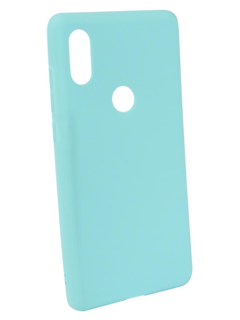 Чехол Neypo для Xiaomi Mi Mix 2S Soft Matte Silicone Turquoise NST4641