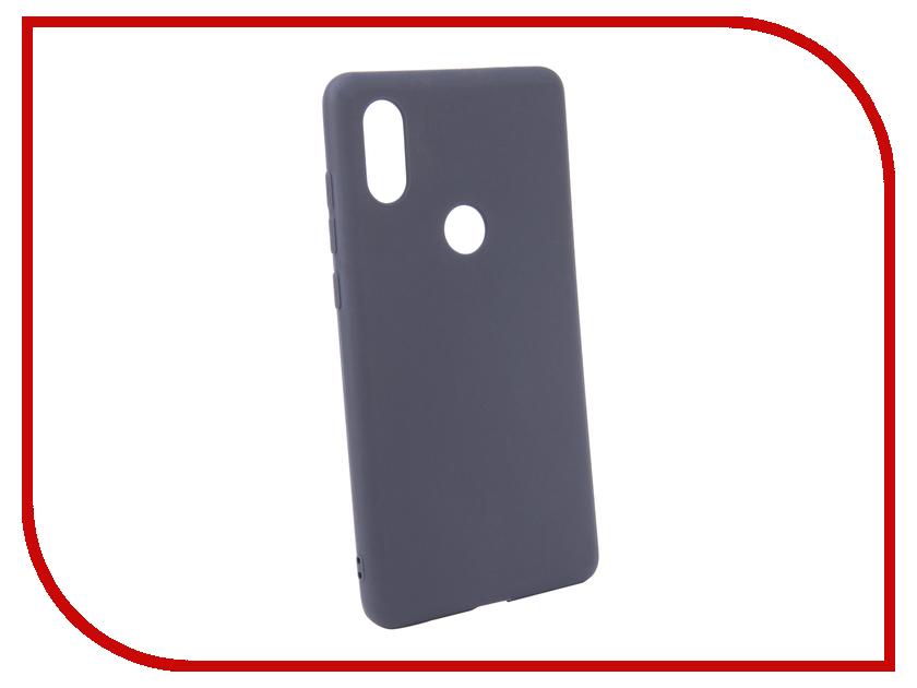 Аксессуар Чехол для Xiaomi Mi Mix 2S Neypo Soft Matte Silicone Dark-Blue NST4640 аксессуар чехол для xiaomi mi a1 neypo neon silicone red nstn3321