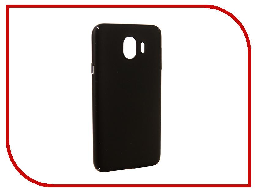 Аксессуар Чехол для Samsung Galaxy J4 2018 Neypo Soft Touch Black ST4646 цена и фото