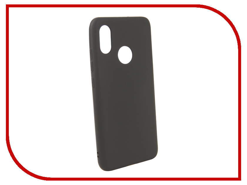 Аксессуар Чехол для Xiaomi Mi8 Neypo Soft Matte Silicone Black NST4637 аксессуар чехол для xiaomi redmi 5a neypo soft matte silicone black nst3508