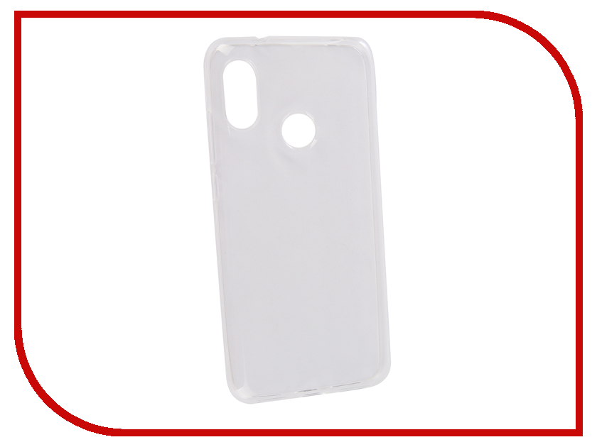 Аксессуар Чехол для Xiaomi Redmi 6 Pro Neypo Transparent NST4980 чехол книжка red line book type для xiaomi redmi 5 black