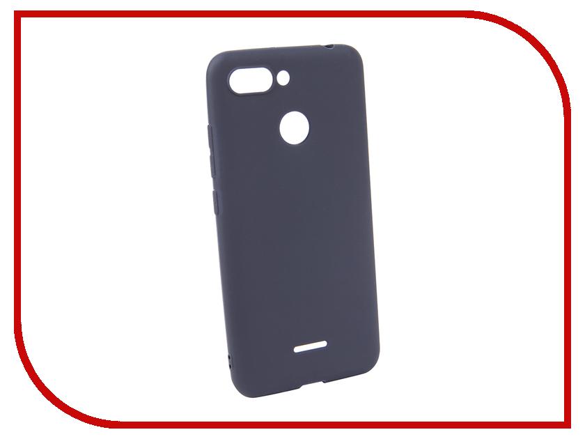 Аксессуар Чехол для Xiaomi Redmi 6 Neypo Soft Matte Silicone Dark-Blue NST4810 аксессуар чехол для xiaomi redmi 5a neypo soft matte silicone black nst3508