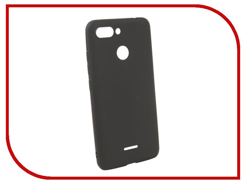 Аксессуар Чехол для Xiaomi Redmi 6 Neypo Soft Matte Silicone Black NST4809 аксессуар чехол для xiaomi redmi 5a neypo soft touch black st3497