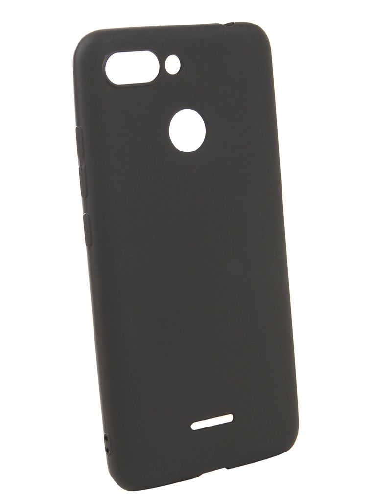 Аксессуар Чехол Neypo для Xiaomi Redmi 6 Soft Matte Silicone Black NST4809 аксессуар чехол xiaomi redmi 4x neypo supreme black nsb3292