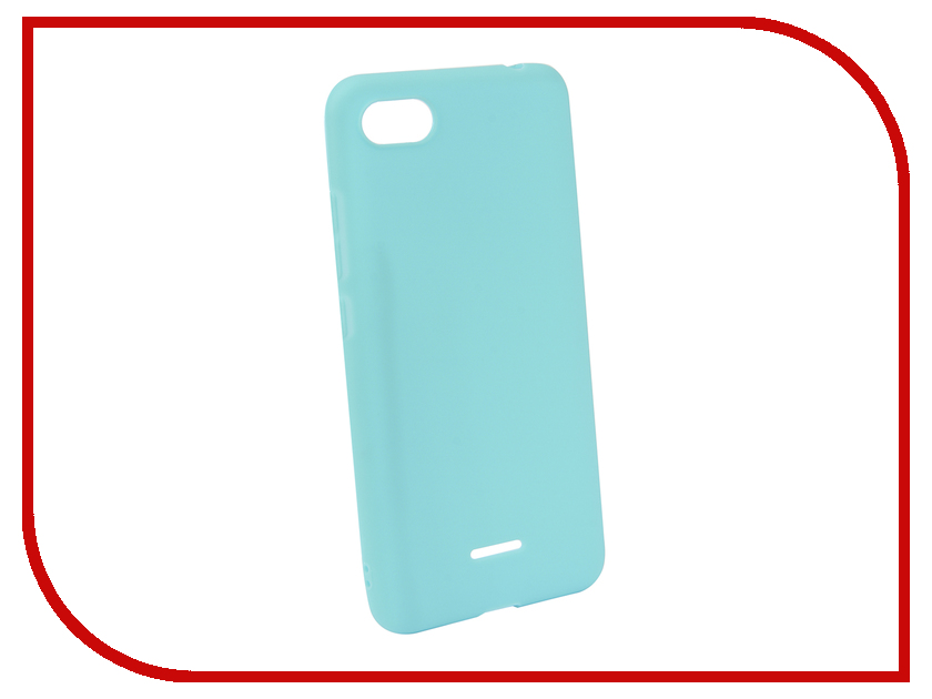 Аксессуар Чехол для Xiaomi Redmi 6A Neypo Soft Matte Silicone Transparent NST5418 aidetek boxal48 boxall48as safe enclosure for surface mount components 1206 0805 0603 0402 0201