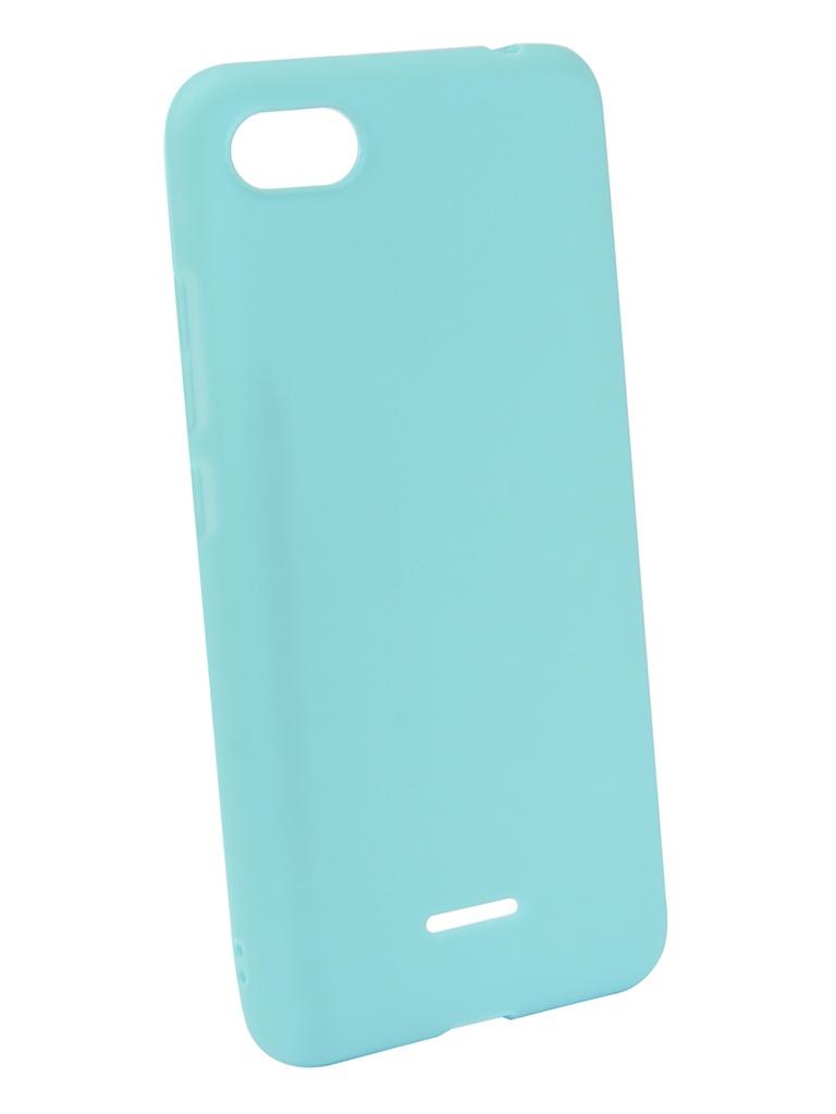 Чехол Neypo для Xiaomi Redmi 6A Soft Matte Silicone Transparent NST5418