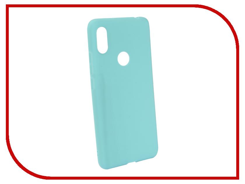 Аксессуар Чехол для Xiaomi Redmi S2 Neypo Soft Matte Silicone Turquoise NST4799