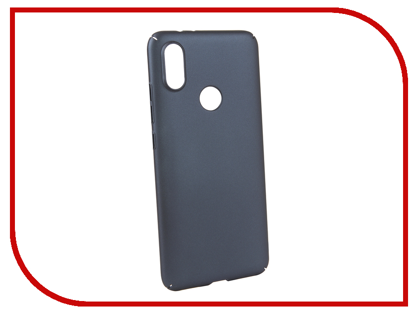 Аксессуар Чехол для Xiaomi MI A2 Neypo Soft Touch Dark Blue ST5441 аксессуар чехол для oneplus 5t neypo soft touch black st3903