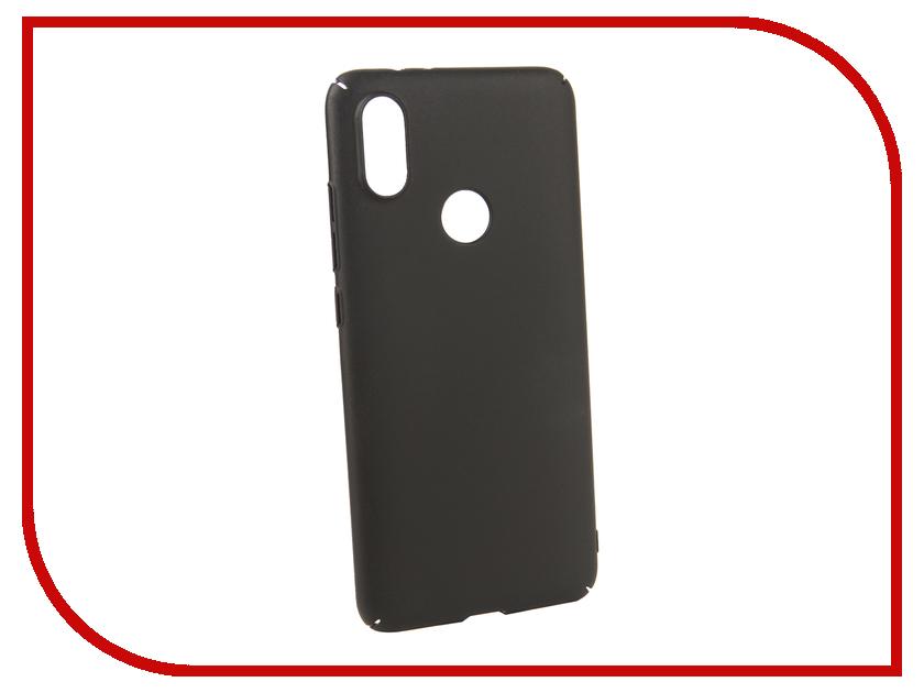 Аксессуар Чехол для Xiaomi MI A2 Neypo Soft Touch Black ST5396 аксессуар чехол для xiaomi mi a1 neypo soft touch black st3324