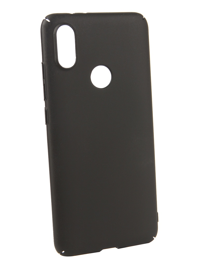 Фото - Аксессуар Чехол Neypo для Xiaomi MI A2 Soft Touch Black ST5396 аксессуар