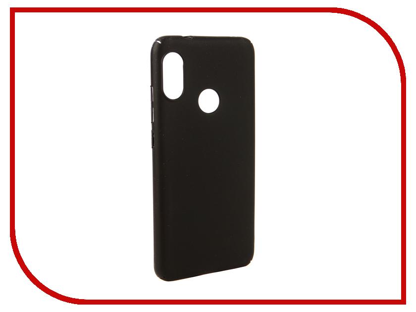 Аксессуар Чехол для Xiaomi MI A2 Lite Neypo Soft Touch Black ST5444 аксессуар чехол для xiaomi mi a1 neypo soft touch black st3324