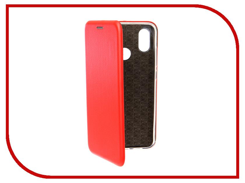 Аксессуар Чехол для Xiaomi Mi 8 Neypo Premium Red NSB4729 аксессуар чехол для xiaomi mi a1 neypo neon silicone red nstn3321