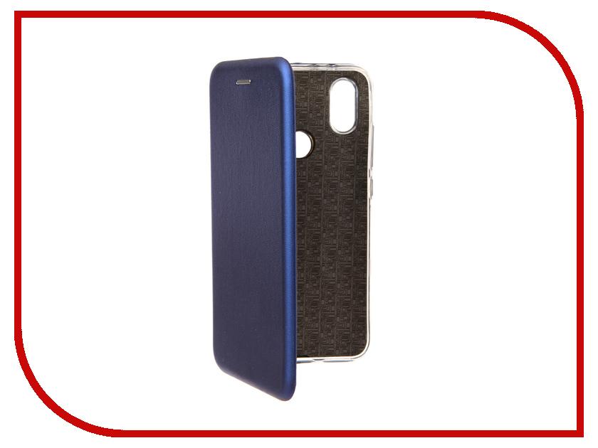 Аксессуар Чехол для Xiaomi Mi A2 6X Neypo Premium Blue NSB5769 аксессуар чехол для xiaomi mi a2 mi 6x df xiflip 25