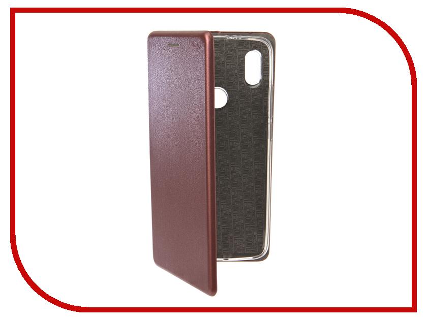 Аксессуар Чехол для Xiaomi Redmi S2 Neypo Premium Burgundy NSB5093 чехол для honor 9 lite neypo premium burgundy nsb5757