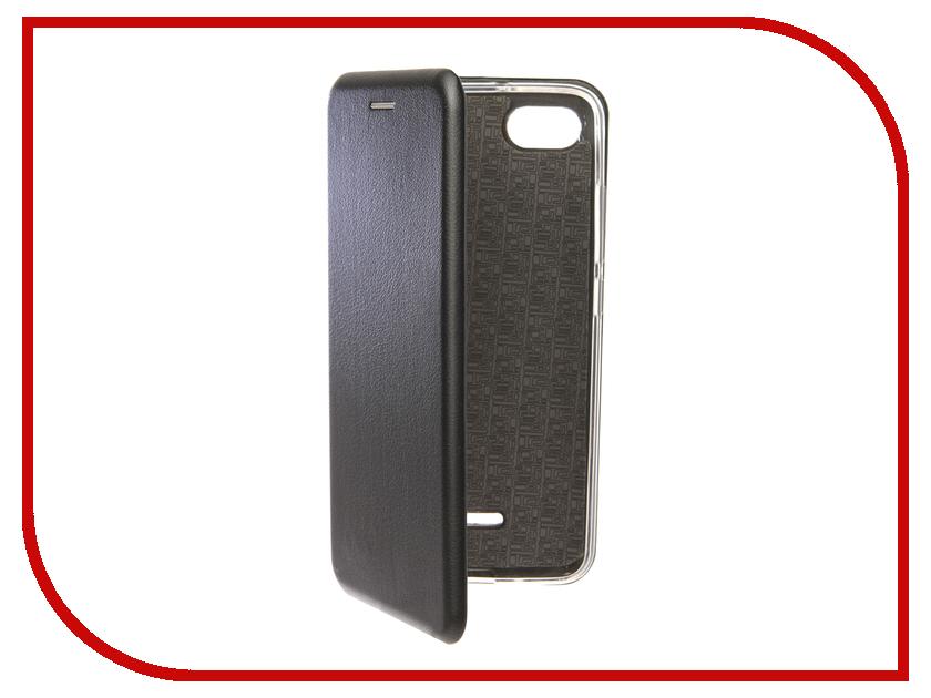 все цены на Аксессуар Чехол для Xiaomi Redmi 6A Neypo Premium Black NSB4841 онлайн