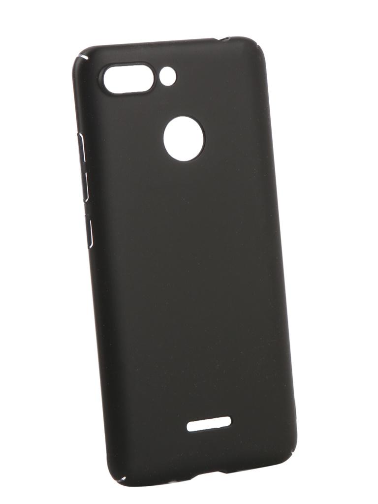 Аксессуар Чехол Neypo для Xiaomi Redmi 6 Soft Touch Black ST5323 аксессуар чехол для xiaomi redmi 5 plus neypo soft touch с перфорацией red st4571