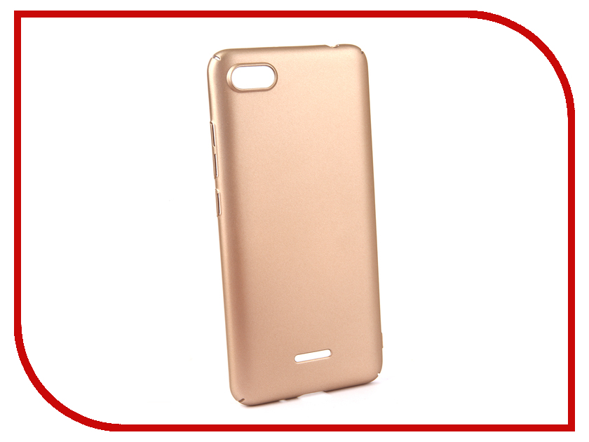 Аксессуар Чехол для Xiaomi Redmi 6A Neypo Soft Touch Gold ST5312 аксессуар чехол для xiaomi redmi note 5a 16gb neypo soft touch gold st3780