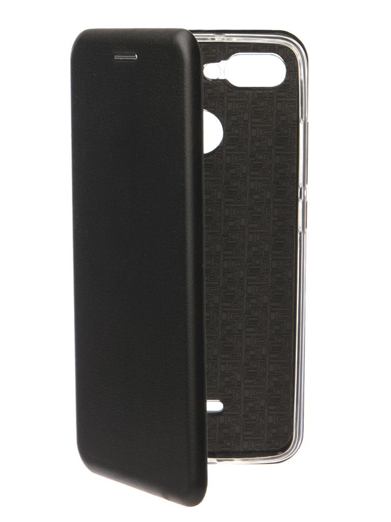 Аксессуар Чехол Neypo для Xiaomi Redmi 6 Premium Black NSB4838