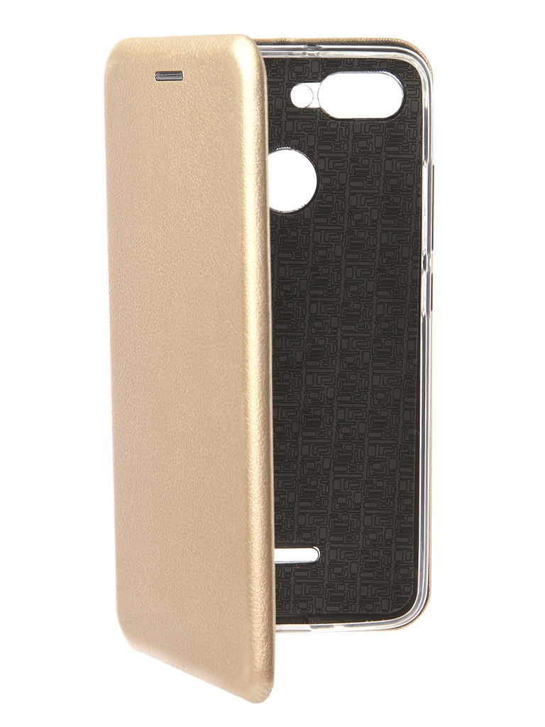 Аксессуар Чехол Neypo для Xiaomi Redmi 6 Premium Gold NSB4839