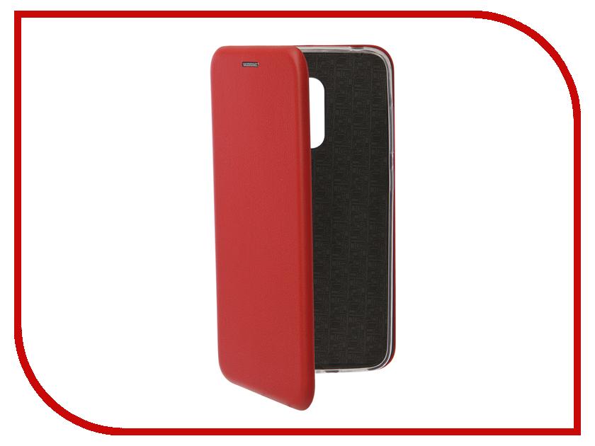 Аксессуар Чехол для Xiaomi Pocophone F1 Neypo Premium Red NSB5563 аксессуар