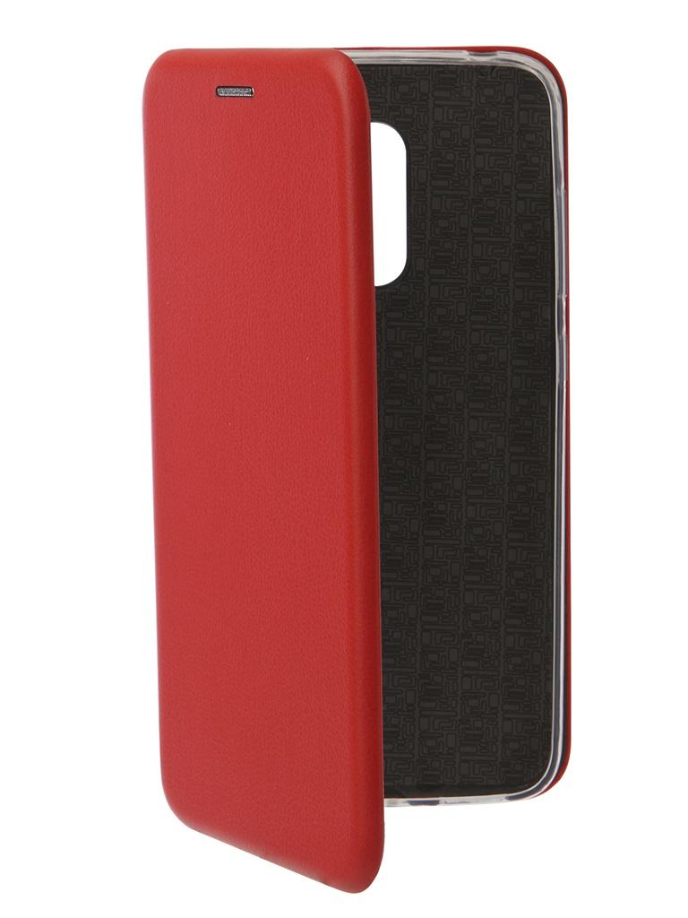 Аксессуар Чехол Neypo для Xiaomi Pocophone F1 Premium Red NSB5563
