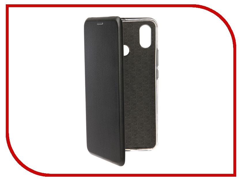 Аксессуар Чехол для Xiaomi Mi Max 3 Neypo Premium Black NSB5749 аксессуар чехол для xiaomi mi a1 neypo soft touch black st3324