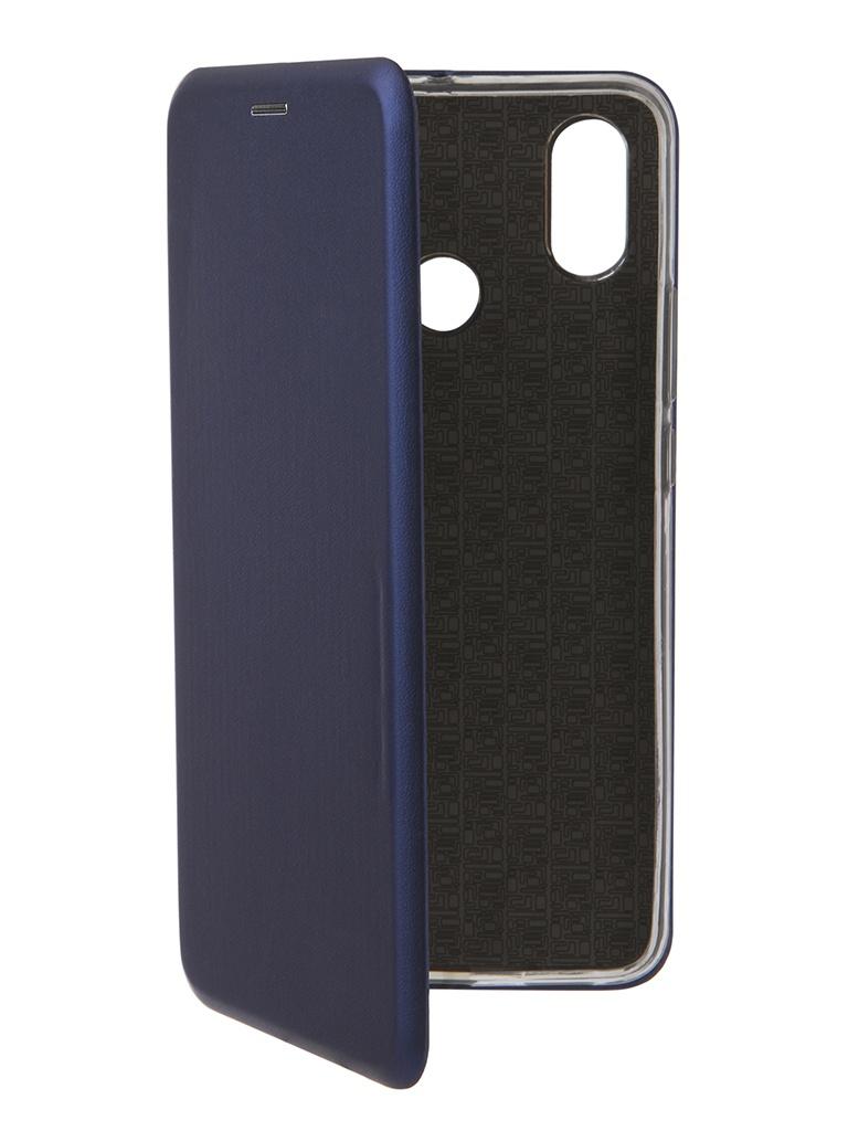 Аксессуар Чехол Neypo для Xiaomi Mi Max 3 Premium Dark-Blue NSB5751 аксессуар чехол neypo для xiaomi redmi 7 dark blue nbc12822