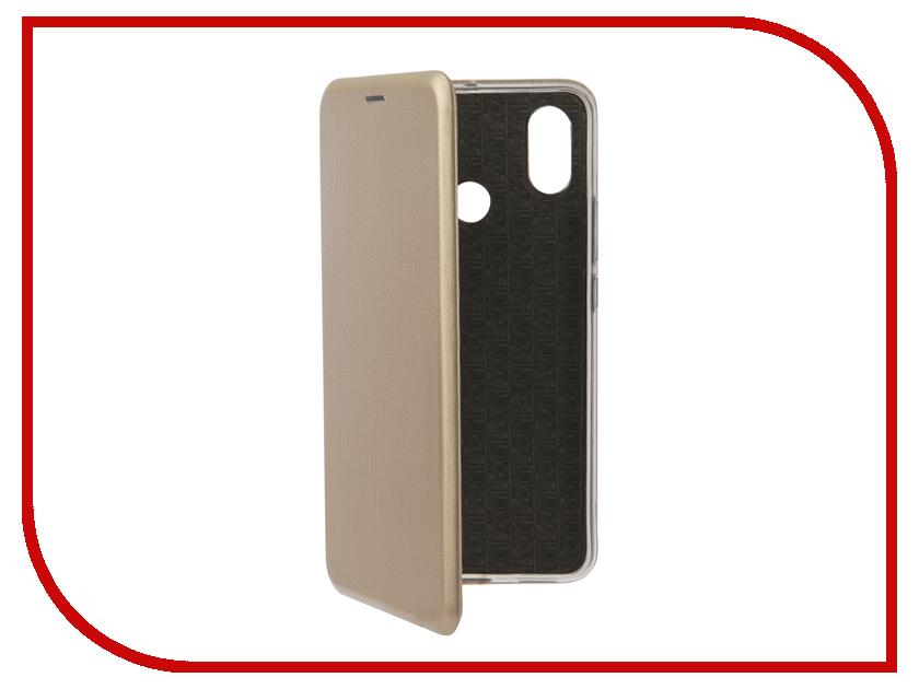 Аксессуар Чехол для Xiaomi Mi Max 3 Neypo Premium Gold NSB5750 аксессуар чехол флип xiaomi mi max gecko gold gg f xmmimax gold