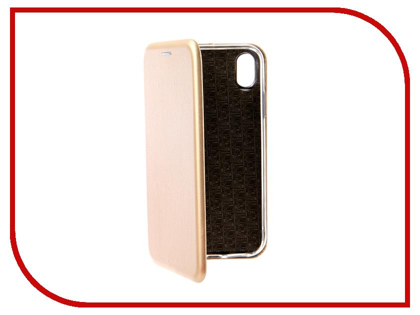 Аксессуар Чехол для APPLE iPhone XR Neypo Premium Gold NSB5722 аксессуар