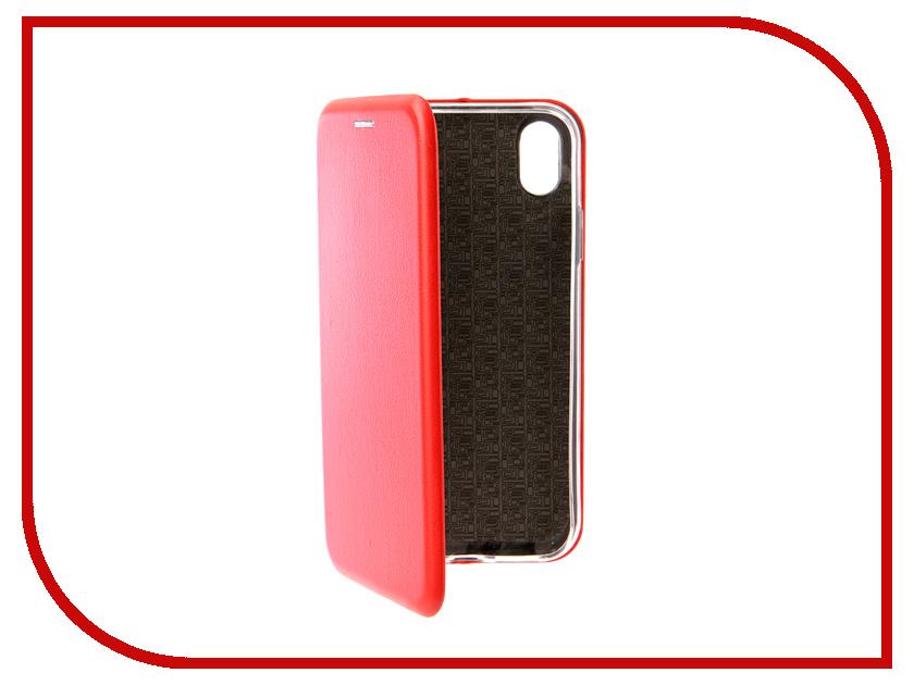 Аксессуар Чехол Neypo Premium Red для APPLE iPhone XR NSB5721 аксессуар чехол neypo supreme для apple iphone x black nsb3305