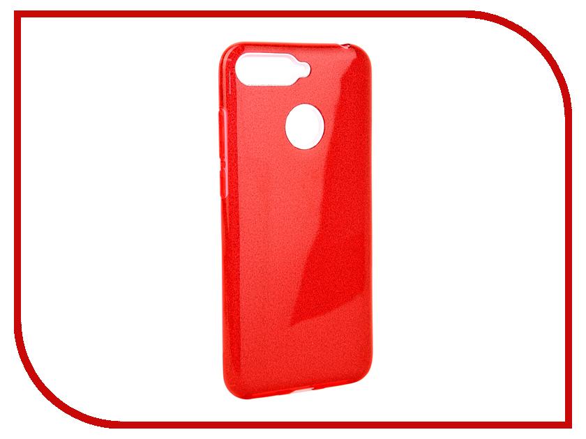 Аксессуар Чехол для Huawei Honor 7C Neypo Brilliant Red Crystals NBRL5290 аксессуар