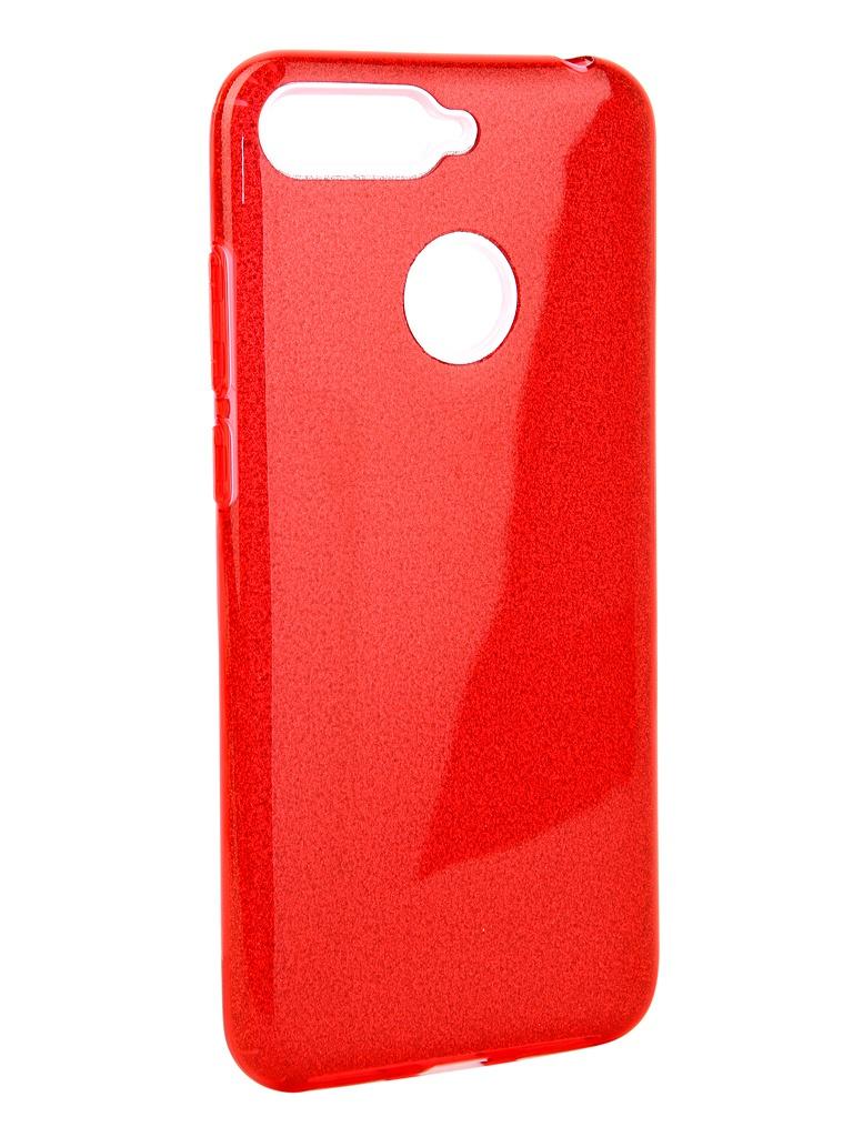 Аксессуар Чехол Neypo для Honor 7C Brilliant Red Crystals NBRL5290 аксессуар чехол для huawei honor 10 neypo brilliant silicone red crystals nbrl4504