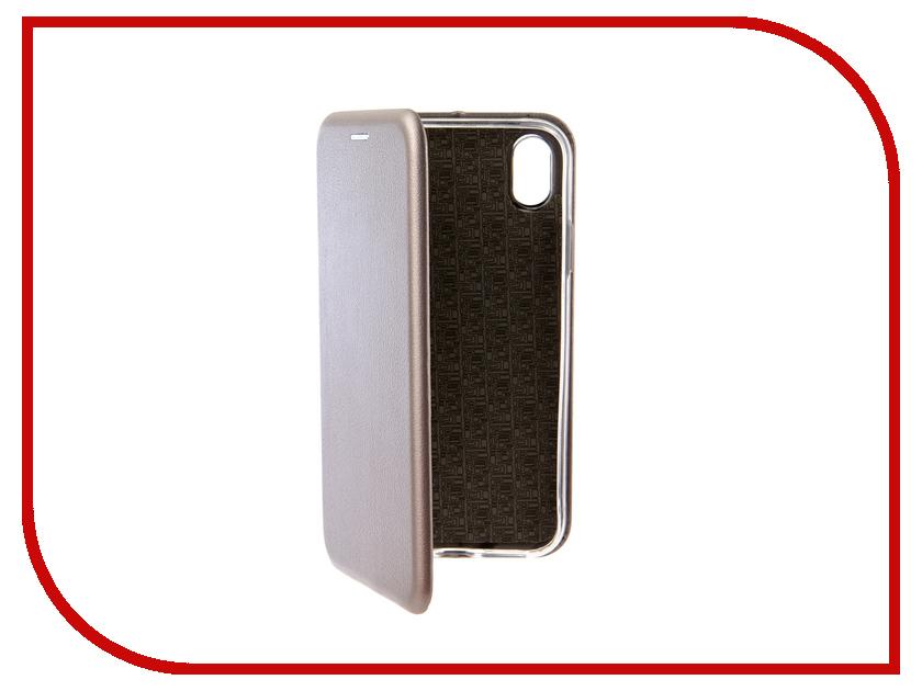 Аксессуар Чехол для APPLE iPhone XR Neypo Premium Silver NSB5724 аксессуар