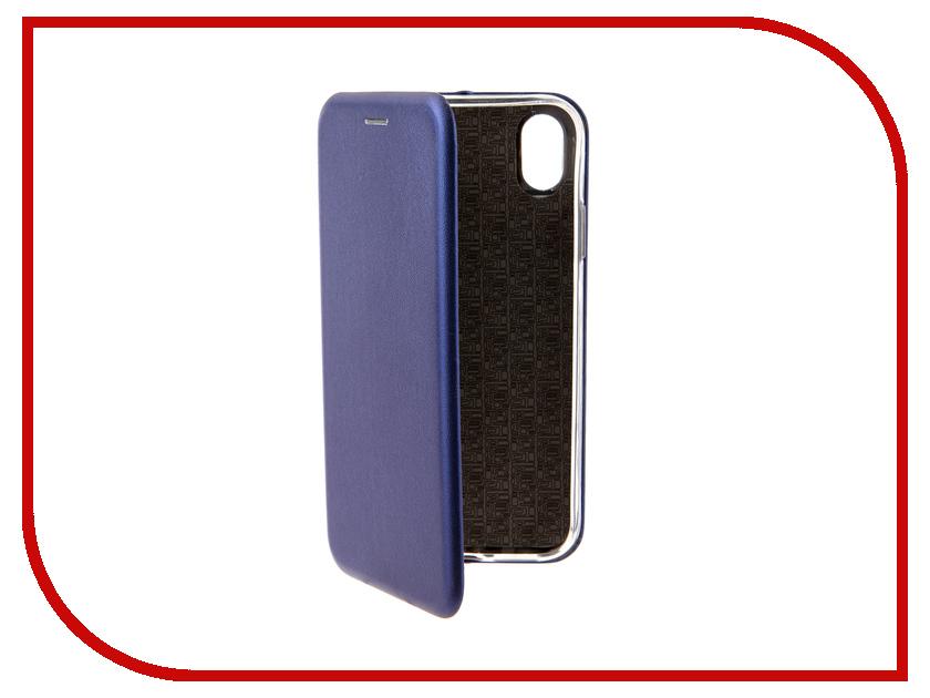 Аксессуар Чехол Neypo Premium Blue для APPLE iPhone XR NSB5725