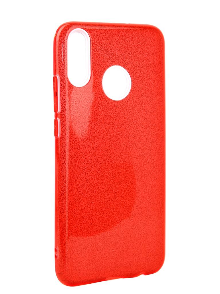 Аксессуар Чехол Neypo для Honor 8X Brilliant Red Crystals NBRL5574 аксессуар чехол для huawei honor 10 neypo brilliant silicone red crystals nbrl4504