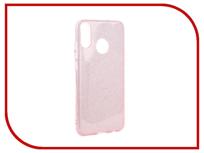 Аксессуар Чехол для Huawei Honor 8X Neypo Brilliant Pink Crystals NBRL5572 аксессуар