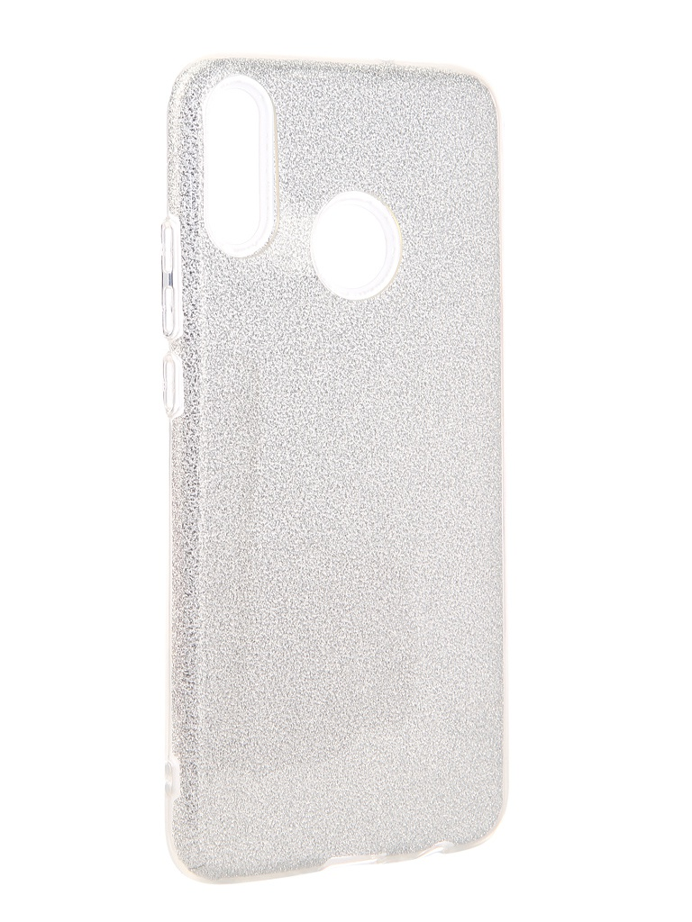 Чехол Neypo для Honor 8X Brilliant Silver Crystals NBRL5575