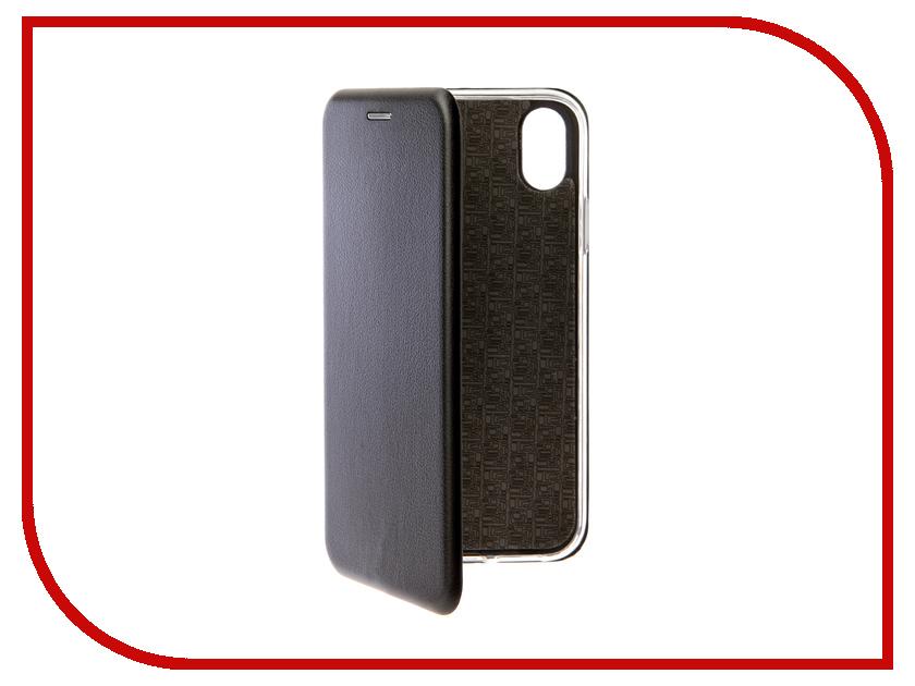 Аксессуар Чехол Neypo Premium Black для APPLE iPhone XR NSB5720 аксессуар чехол neypo supreme для apple iphone x black nsb3305
