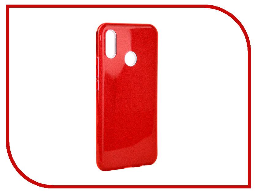 Аксессуар Чехол для Huawei Nova 3 Neypo Brilliant Red Crystals NBRL5579 аксессуар чехол для huawei p20 pro neypo brilliant silicone turquoise crystals nbrl4561